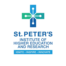 St. Peters Institute of Higher Education and Research
