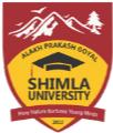 A P Goyal Shimla University