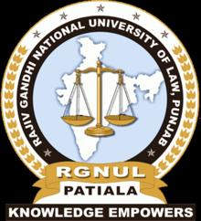 The Rajiv Gandhi National University of Law